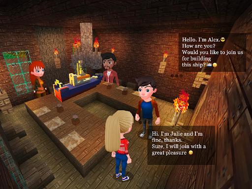Terra Craft: Build Your Dream Block World 1.6.5 screenshots 15