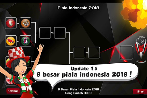 Liga Indonesia 2021 u26bdufe0f AFF Cup Football  screenshots 11