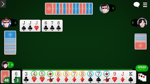 Scala 40 Online - Free Card Game 101.1.71 screenshots 8