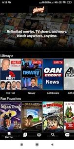 Glewed TV v6.2 MOD APK 2