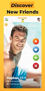 PearUp – Free Dating & Chat App 5