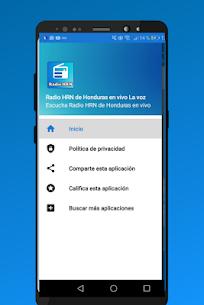Radio HRN de Honduras en vivo la voz 1.3 Mod APK Updated Android 2