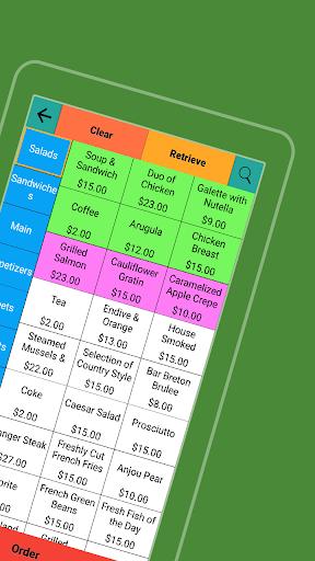 Download APK: Restaurant Point of Sale | Cash Register-W&O POS v11.4.1 [Unlocked]