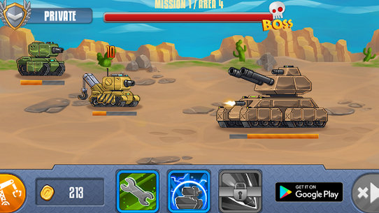Tanks Squad Hack for Android and iOS 4