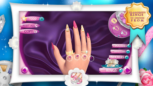 Fashion Nails 3D Girls Game 9.1.5 Screenshots 6