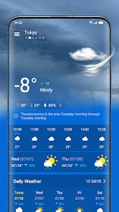 Weather & Radar, Alerts 1.2.7 Screenshots 6