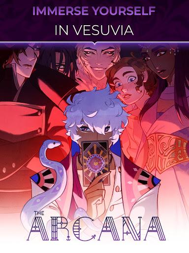The Arcana: A Mystic Romance - Interactive Story 1.98 screenshots 13