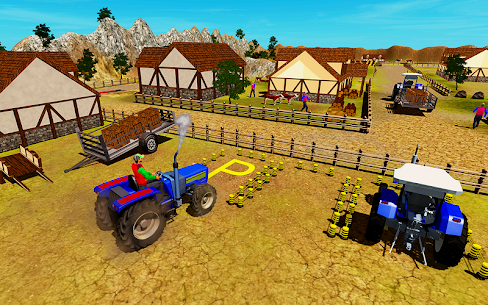 New Village Farming Tractor For Pc | How To Install (Download Windows 7, 8, 10, Mac) 2