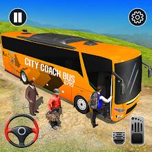 City Bus Simulator: Offroad Coach Bus Driving 3D APK
