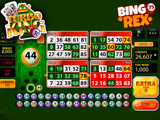Bingo Rex - Your best friend - Free Bingo modavailable screenshots 12