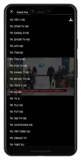 ALFA iPTV Player screenshot 5