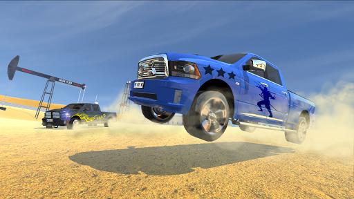 Offroad Pickup Truck R 1.11 screenshots 1