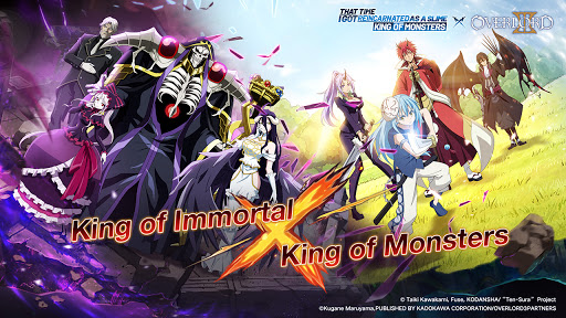 Télécharger Gratuit Tensura:King of Monsters  APK MOD (Astuce) screenshots 1