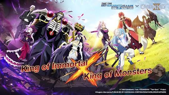 Tensura: King of Monsters Mod Apk 1.8.0 (Mod Menu) 1