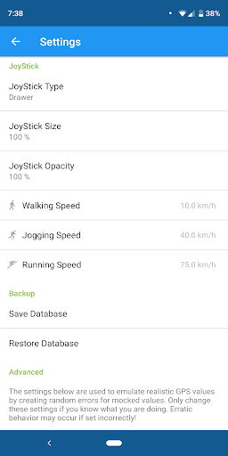 Fake GPS Location - GPS JoyStick 4.3 Screenshots 11