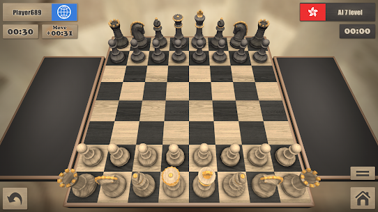 Real Chess Latest Mod APK 3.40 (Mod Apply) 2