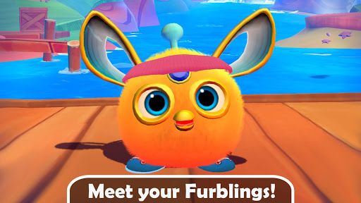 Furby Connect World 1.4.4 screenshots 1