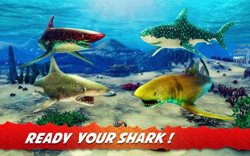 Angry Shark Ocean Simulator  screenshots 9