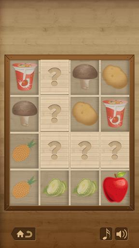 Kids Game u2013 Memory Match Food 3.0.1 Screenshots 4