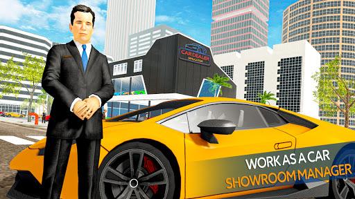 Car Dealer Job Simulator - Car Tycoon Game screenshots 1