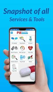 Pill Identifier Pro and Drug Info Screenshot