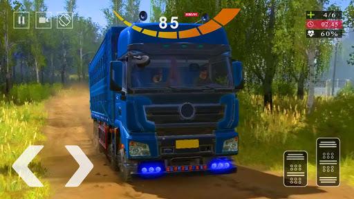 Euro Truck Simulator 2020 - Cargo Truck Driver apkdebit screenshots 9