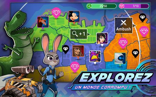 Code Triche Disney Heroes: Battle Mode apk mod screenshots 4