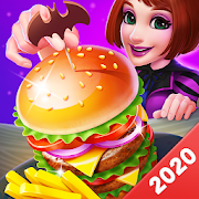 My Restaurant: Crazy Cooking Madness Game MOD APK 1.0.9 (Unlimited Money)