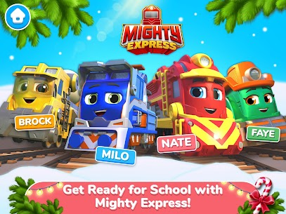 Mighty Express — Play & Learn with Train Friends Mod Apk (Unlocked) 9
