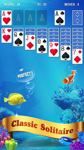 Solitaire - Fish screenshots 1