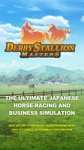 Derby Stallion: Masters android2mod screenshots 7