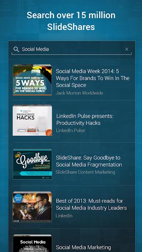 SlideShare  Screenshots 7