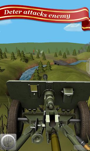 Artillery Guns Arena sniper Defend & Destroy Tanks Latest screenshots 1