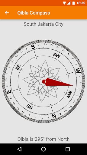 Waktu Salat, Imsakiyah, Qibla 6.0.6 Screenshots 2
