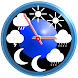 eWeather HDF: 天気、ハリケーンズ、大気質、気象レーダー、 気圧計、地震、潮汐、地磁気嵐