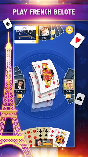 VIP Belote - French Belote Online Multiplayer Latest screenshots 1