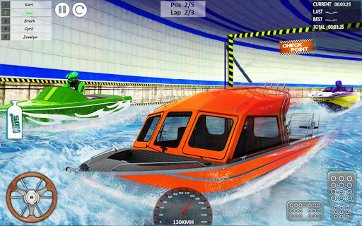 Xtreme Boat Racing 2019: Speed Jet Ski Stunt Games screenshots 3