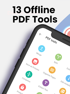 All PDF - PDF Reader, PDF Viewer & PDF Converter Screenshot