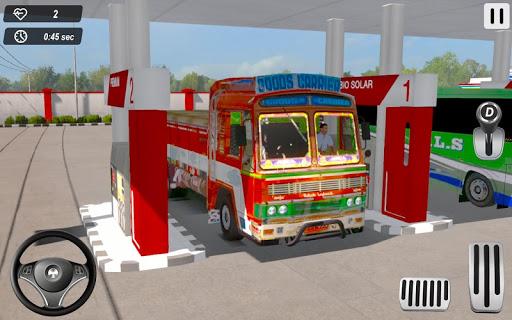 Indian Truck Offroad Cargo Drive Simulator 2  Screenshots 4