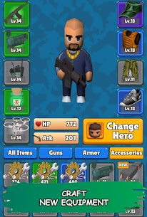 Hunter Memoirs: Zombie Apocalypse. Modern Archer. Hack for iOS and Android 3