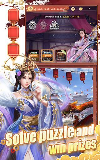 Immortal Taoists-Idle Game of Immortal Cultivation 1.5.2 screenshots 4
