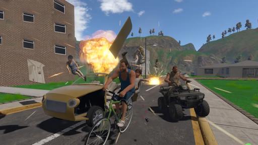 Happy Guts Racing - Glory Wheels 1.1 Screenshots 1