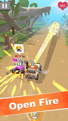 Car Rush: Fighting & Racing 1.0.2 screenshots 5