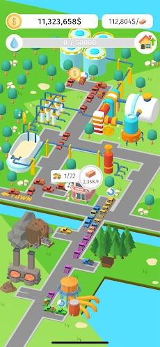放置工場ビルダー: ビジネスシミュレーターゲームのおすすめ画像2