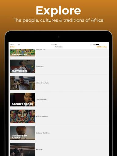 Foto do Demand Africa - African Movies & TV
