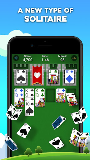 Castle Solitaire: Card Game 1.5.1.845 screenshots 1