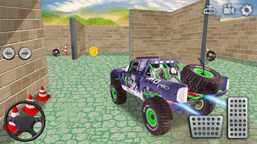 Monster Truck Maze Driving 2020: 3D RC Truck Games  screenshots 5