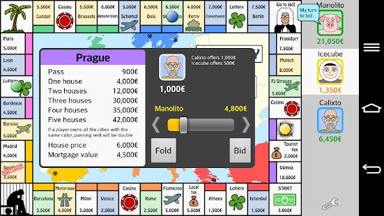 Europoly 1.2.4 Screenshots 8