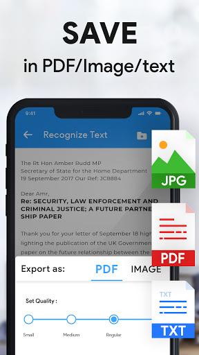 Scanner App - Scan PDF Documents, PDF Scanner android2mod screenshots 16