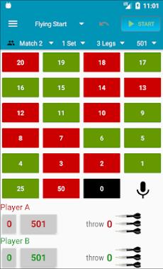 Darts Scorecardのおすすめ画像2